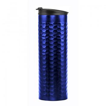 Термокружка 0,45 л, нержавеющая сталь, BPA Free - 330