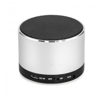 Metall, портативная Bluetooth колонка, 3 Вт, AUX, металлический корпус - 700
