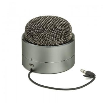Karaoke, Портативная Bluetooth колонка, 3 Вт, AUX, металлический корпус - 703