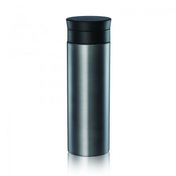 Термос mini,  нержавеющая сталь, тритан, BPA FREE, 450 мл. - 8085