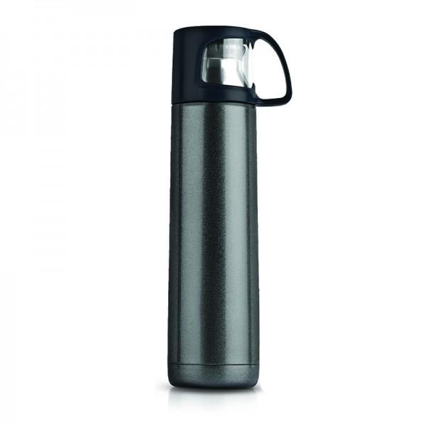 Термос, крышка-кружка, нержавеющая сталь, BPA FREE, 700 мл. - 8086
