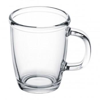 """Чашка стеклянная ТМ """"Bergamo"""" - 92015"""