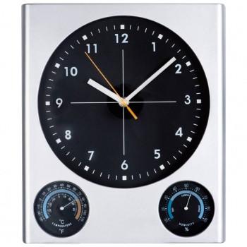 """Пластиковые настенные часы """"Amsterdam"""" - 1212"""