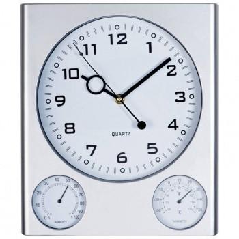 """Пластиковые настенные часы """"Den Haag"""" - 1213"""
