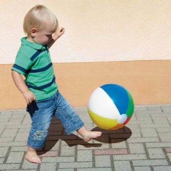 Многоцветный пляжный мяч - 8260
