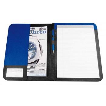 Папка для бумаг с блоком А4 и практичными перегородками - 24905