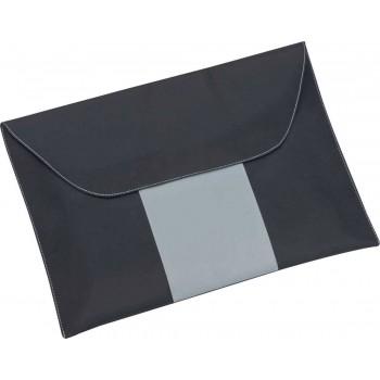 Папка для документов в форме конверта из прочной микрофибры - 28926