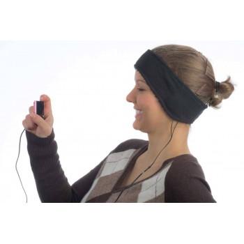 Повязка на голову со встроенными наушниками - 38796