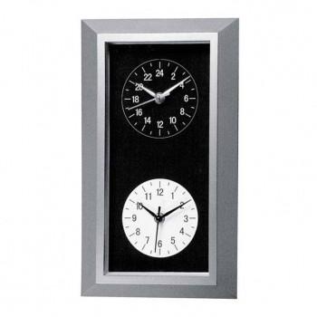 Прямоуголные настенные часы - 41222