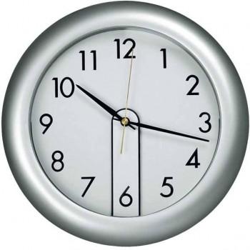 Настенные часы с будильником - 41236