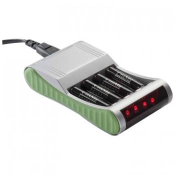 Зарядка для аккумуляторных батарей АА/ААА - 57913