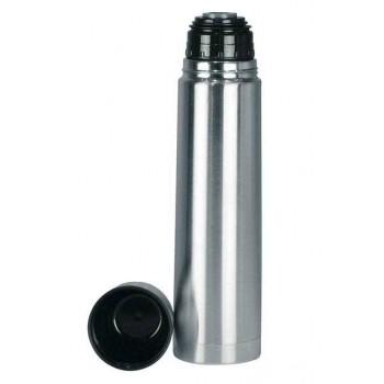 Высокий и узкий термос объёмом 1л - 65401