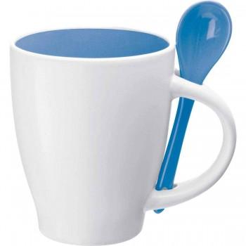 Фарфоровая кружка(чашка) - 85095