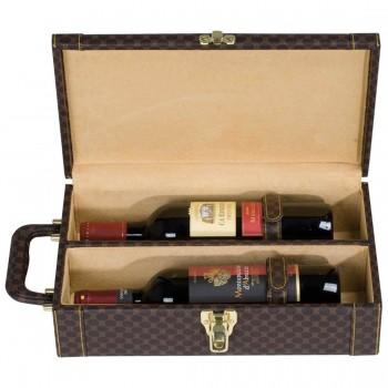 Элегантный винный чемоданчик - 87602