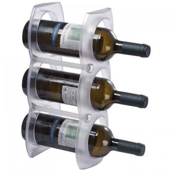 Пластиковая подставка под бутылки с вином - 88378