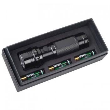 Металлический фонарик - 88422