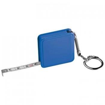 Маленькая рулетка длиной 1 метр квадратной формы - 8880804