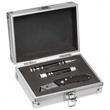 Набор инструментов в алюминиевом ящичке - 88920