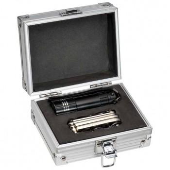 Набор инструментов в алюминиевом ящичке - 88922