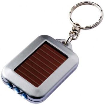 Брелок-фонарик, работающий на солнечной батарейке - 97798