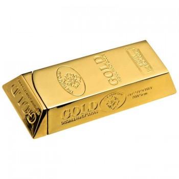 Зажигалка в виде слитка золота, в подарочной упаковке - 98741