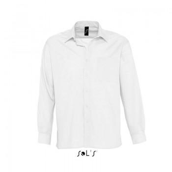 Рубашка из поплина с длинным рукавом SOL'S BALTIMORE - 16040