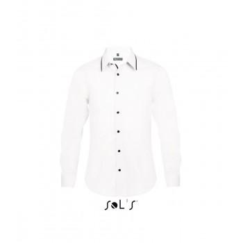 Приталенная рубашка SOL'S BAXTER MEN - 00567