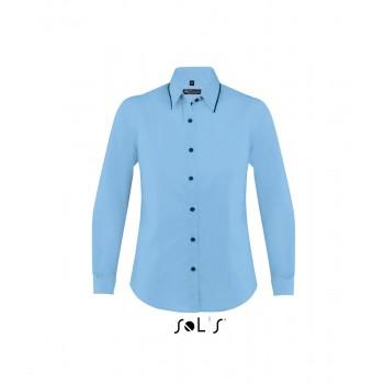 Приталенная рубашка SOL'S BAXTER WOMEN - 00569