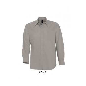 Рубашка «оксфорд» с длинным рукавом SOL'S BOSTON - 16000