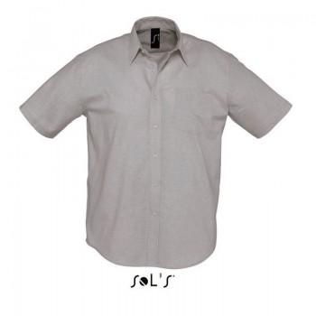 Рубашка из ткани «оксфорд» SOL'S BRISBANE - 16010