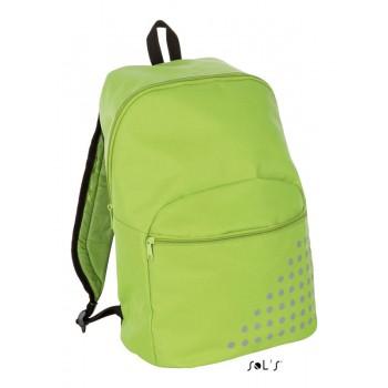 Рюкзак из полиэстeра 600d со светоотражающими деталями SOL'S COSMO - 01680