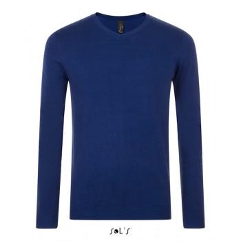 Мужской пуловер с v-образным вырезом SOL'S GLORY MEN - 01710