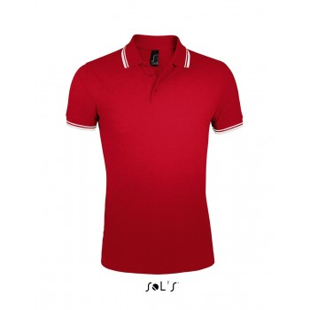 Мужская рубашка поло SOL'S PASADENA MEN - 00577