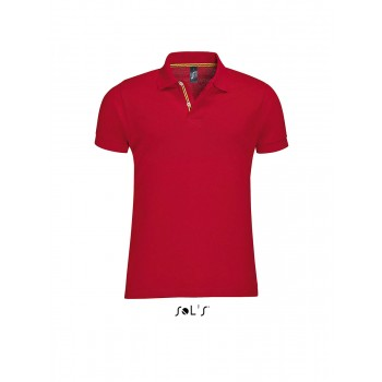 Мужская рубашка поло SOL'S PATRIOT - 00576