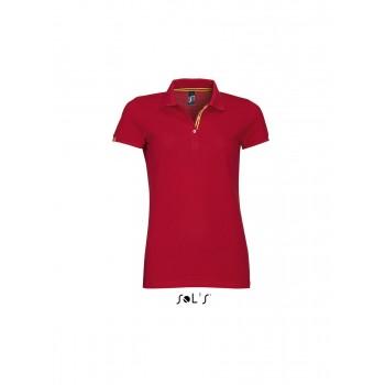 Женская рубашка поло SOL'S PATRIOT WOMEN - 01407
