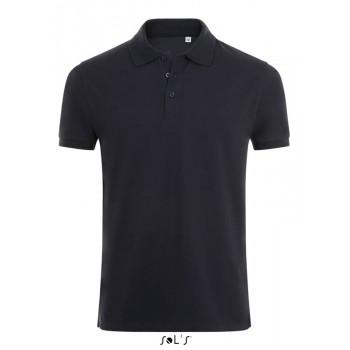 Мужская рубашка поло из х/б ткани с эластаном SOL'S PHOENIX MEN - 01708