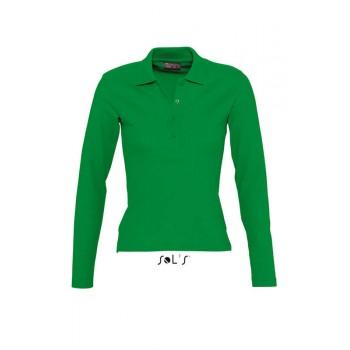 Рубашка поло с длинным рукавом SOL'S PODIUM - 11317