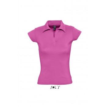 Рубашка поло с американской проймой SOL'S PRETTY - 11325