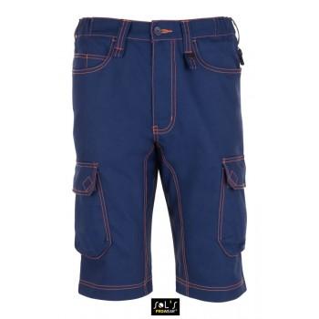 Мужские одноцветные рабочие шорты SOL'S RANGER PRO - 01563