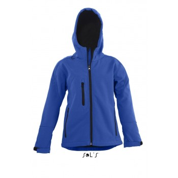Куртка с капюшоном SOL'S REPLAY KIDS - 46603
