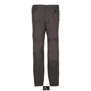 Мужские одноцветные рабочие брюки SOL'S SECTION PRO - 01561