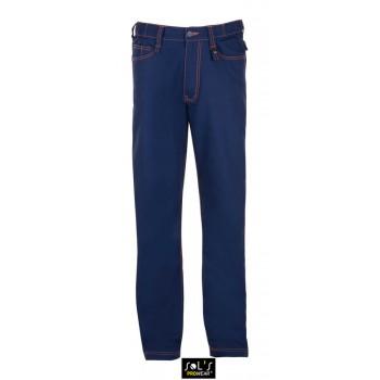 Мужские одноцветные рабочие брюки SOL'S SPEED PRO - 01569
