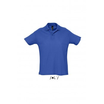 Рубашка поло мужская SOL'S SUMMER II - 11342