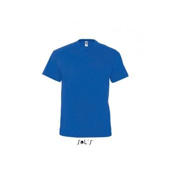 Футболка мужская с v-образным вырезом SOL'S VICTORY - 11150
