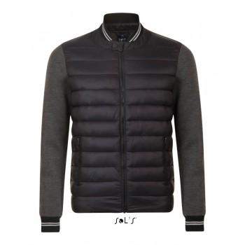 Куртка унисекс из двойного материала SOL'S VOLCANO - 01644
