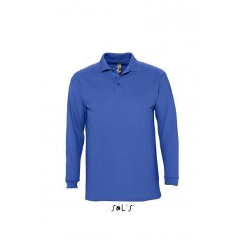 Рубашка поло с длинным рукавом SOL'S WINTER II - 11353