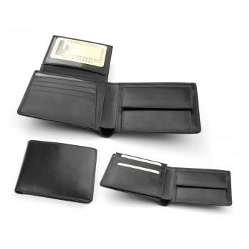 Бумажник мужской из итальянской кожи - 014M-DF