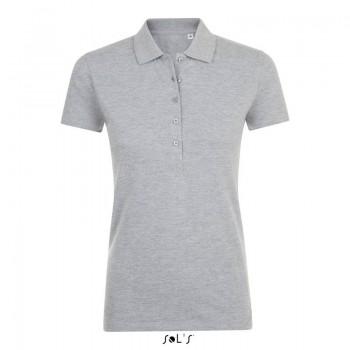 Женская рубашка поло из х/б ткани с эластаном SOL'S PHOENIX WOMEN - 01709