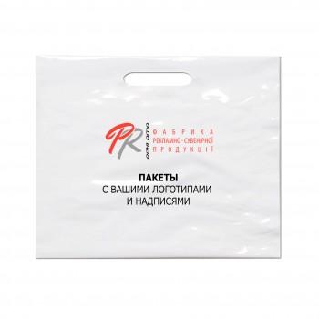 Полиэтиленовые пакеты «Банан» 58х48см (ПВД)