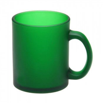 Чашка  стеклянная матовая Фрозен 26330